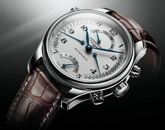 Обзор наручных часов Longines Master Collection